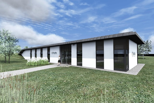 Construction de l'antenne SEOLIS de Parthenay – CHATILLON SUR THOUET (79) – 721 m²