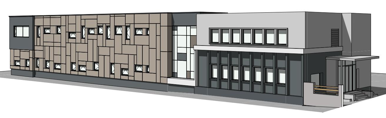 Beau Extension Du Siège Social De MAISON FRANCE CONFORT Et Construction De La  Salle Pinault U2013 ALENÇON Images